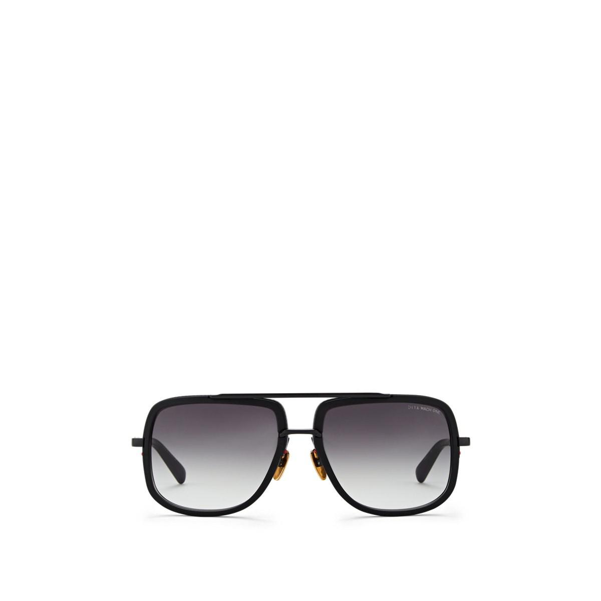 bdd25342b9f9 Dita Mach-one Sunglasses in Black for Men - Lyst