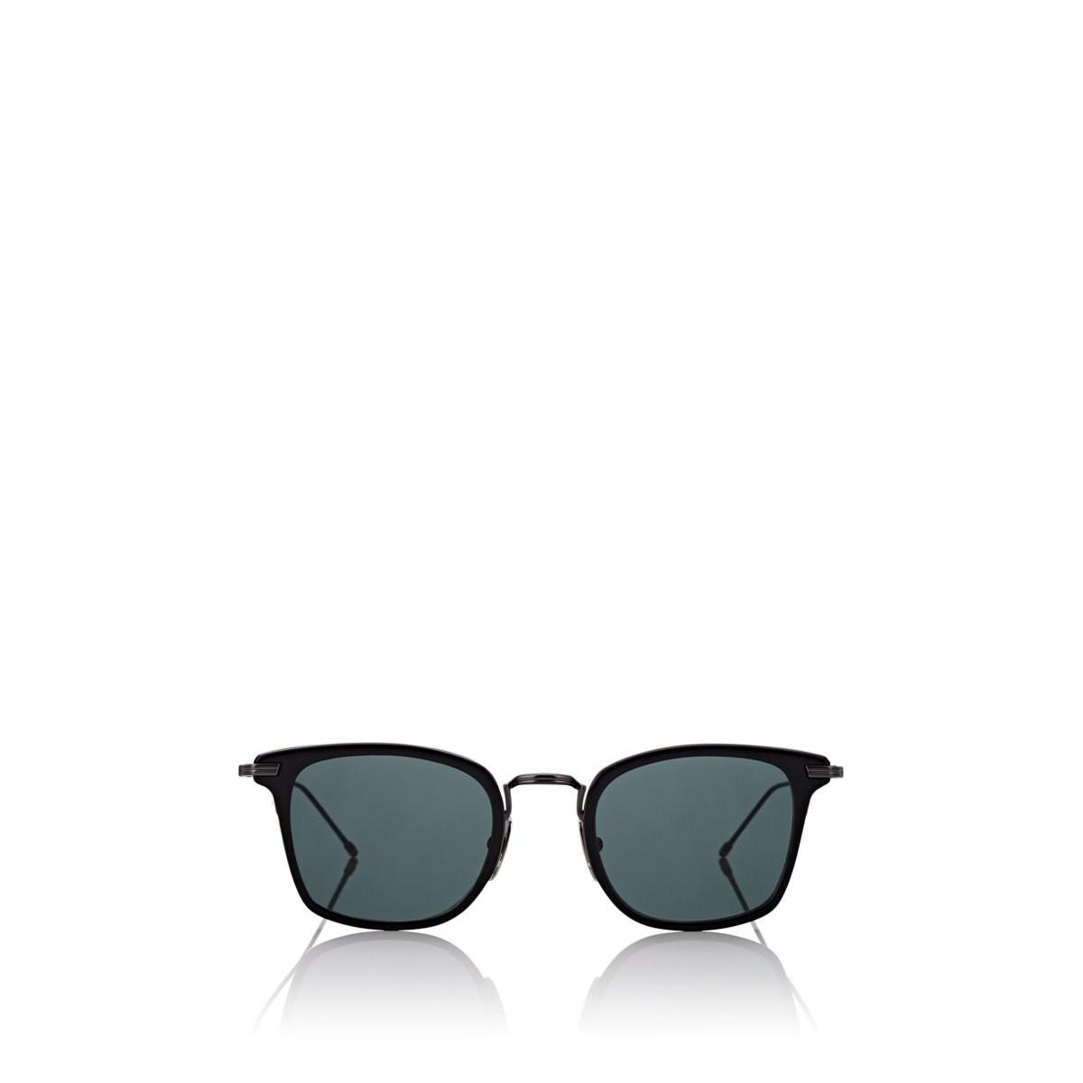 b6c33324cc9e Thom Browne Tb-905 Sunglasses in Black for Men - Lyst