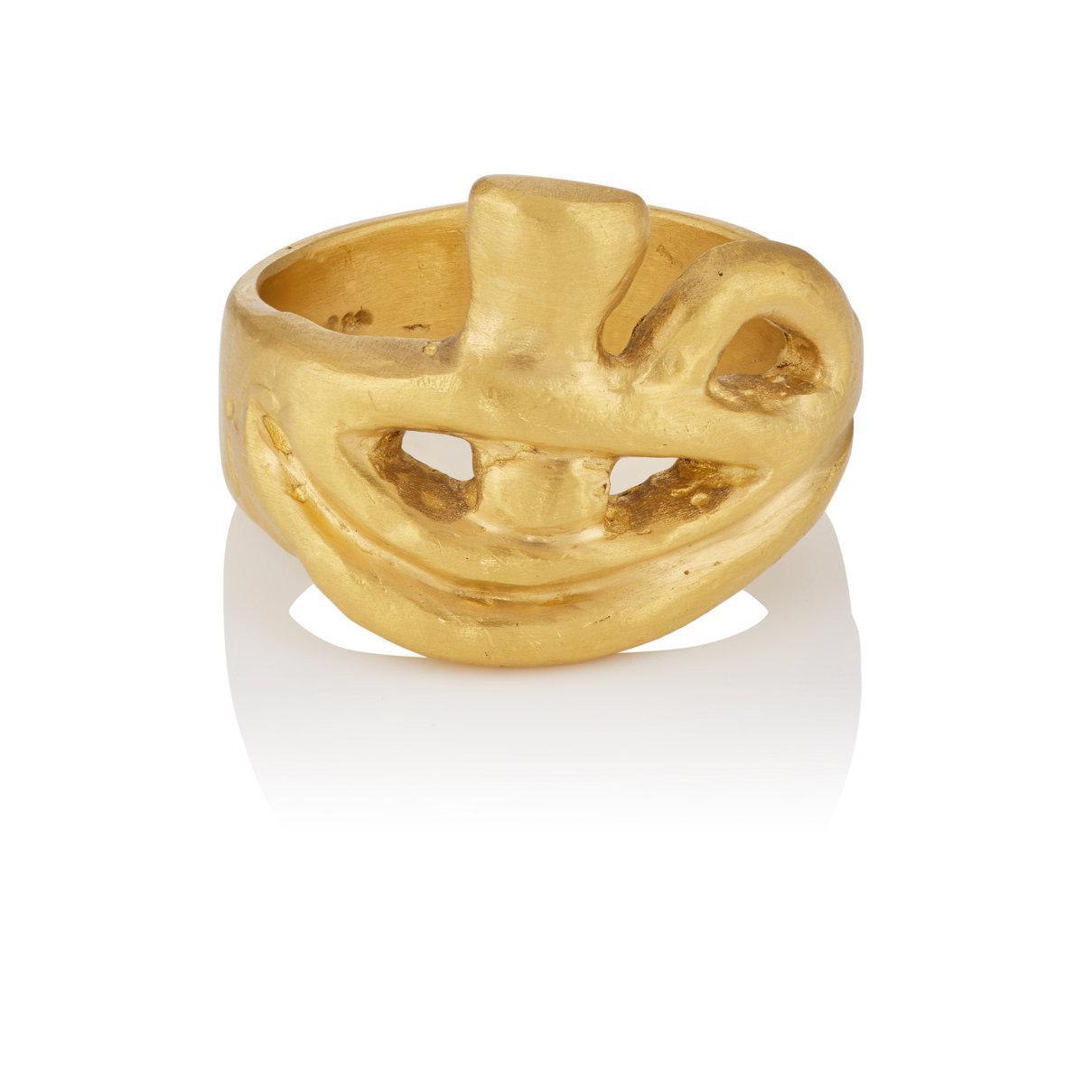 Para Mujer Anillo Amarillo-oro Eli Halili oOtrBS