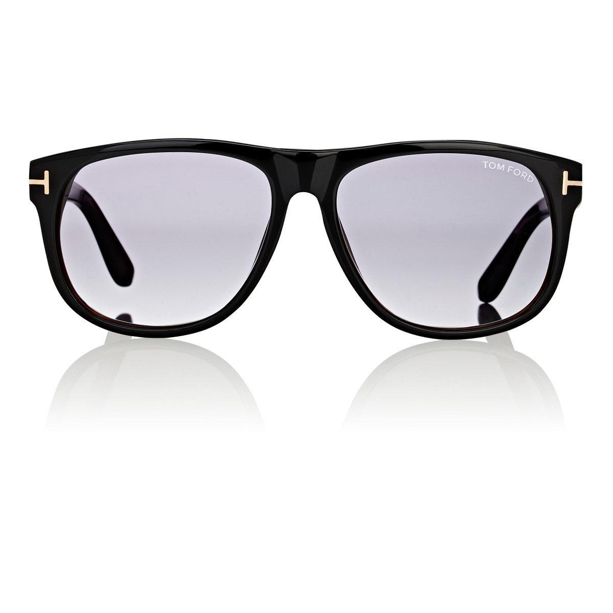 cd14441850 Lyst - Tom Ford Olivier Sunglasses in Black for Men