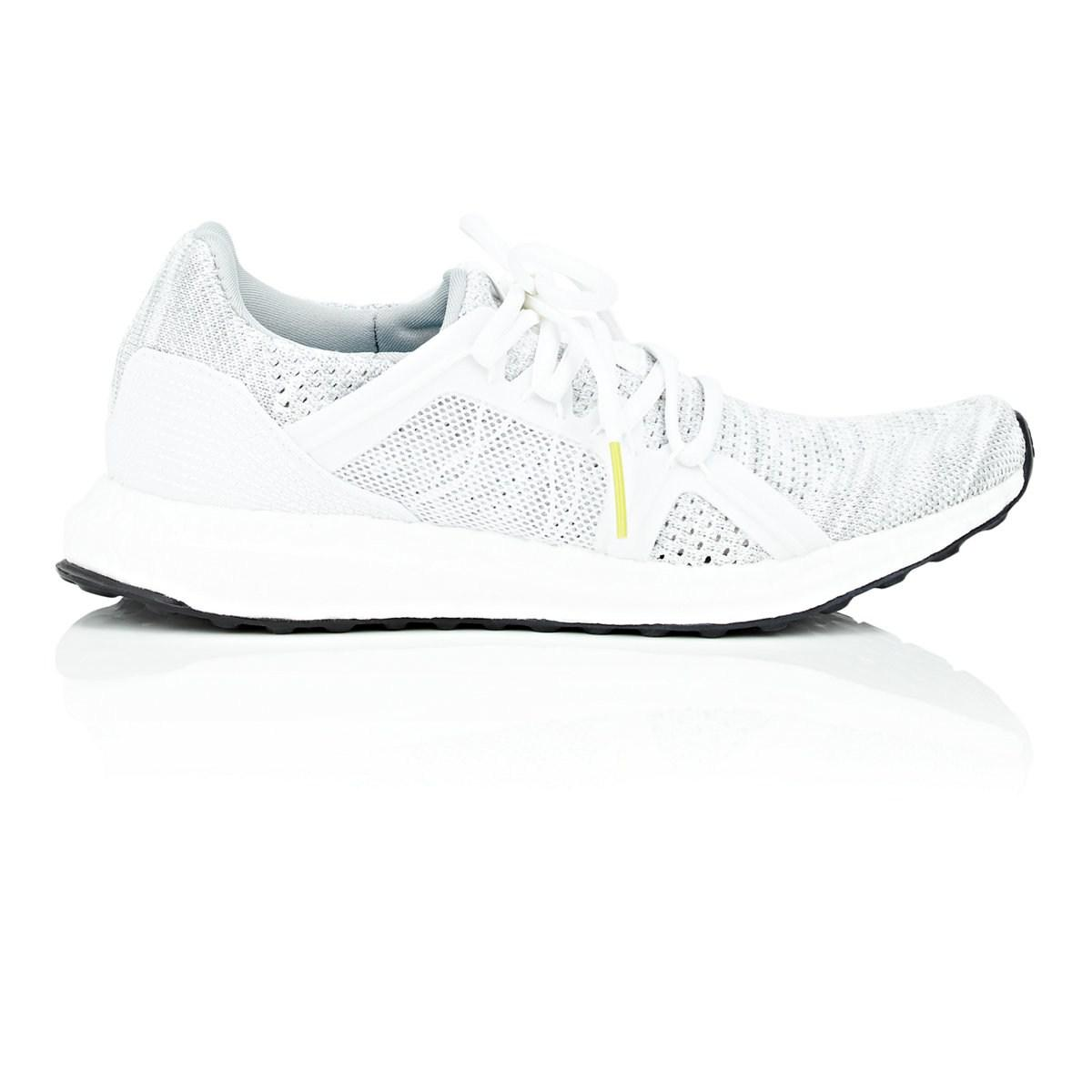 c5cf00d35a18c Lyst - adidas By Stella McCartney Ultraboost Primeknit Sneakers in White