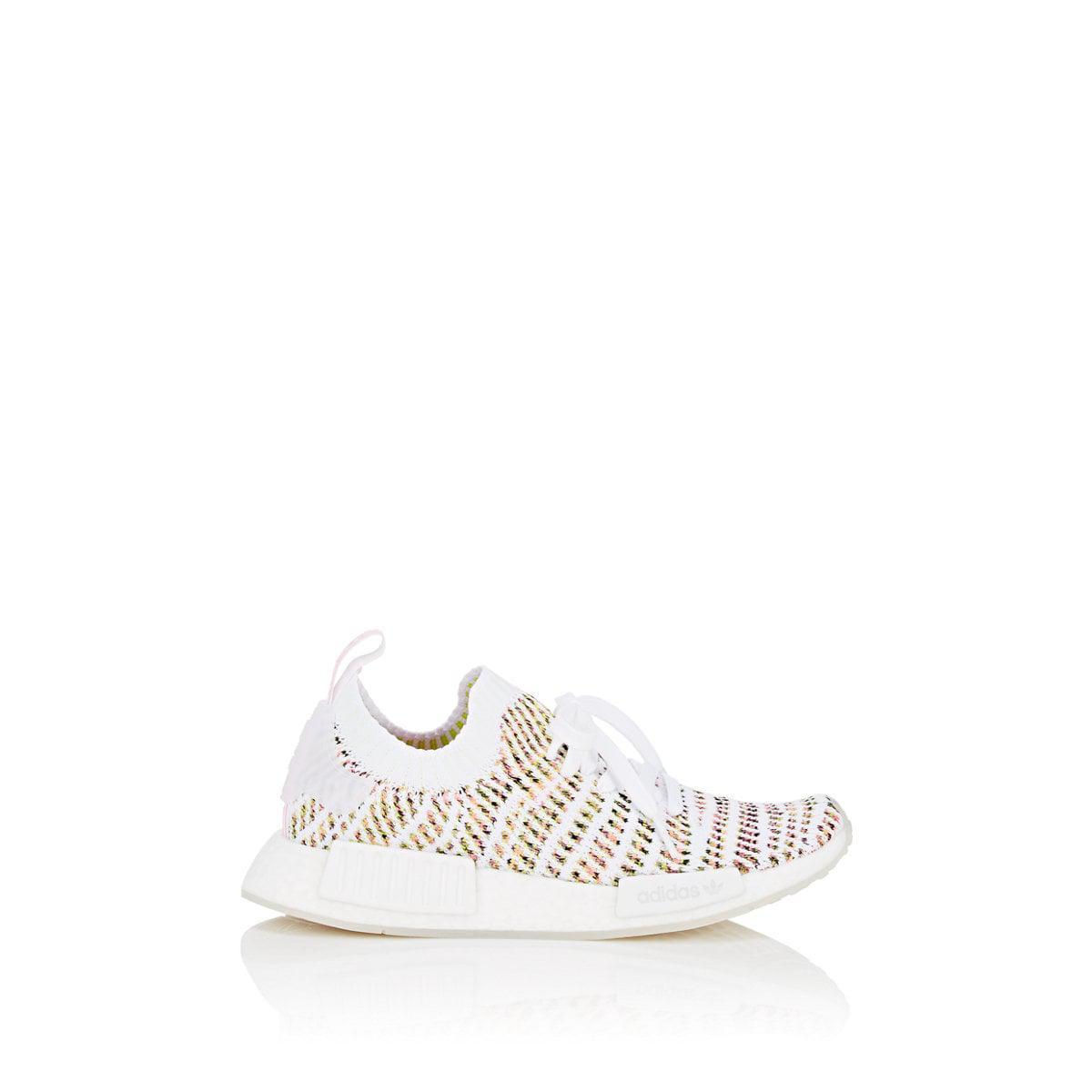 buy online 50867 dc972 adidas. Women s White Nmd R1 Stlt Primeknit Sneakers ...