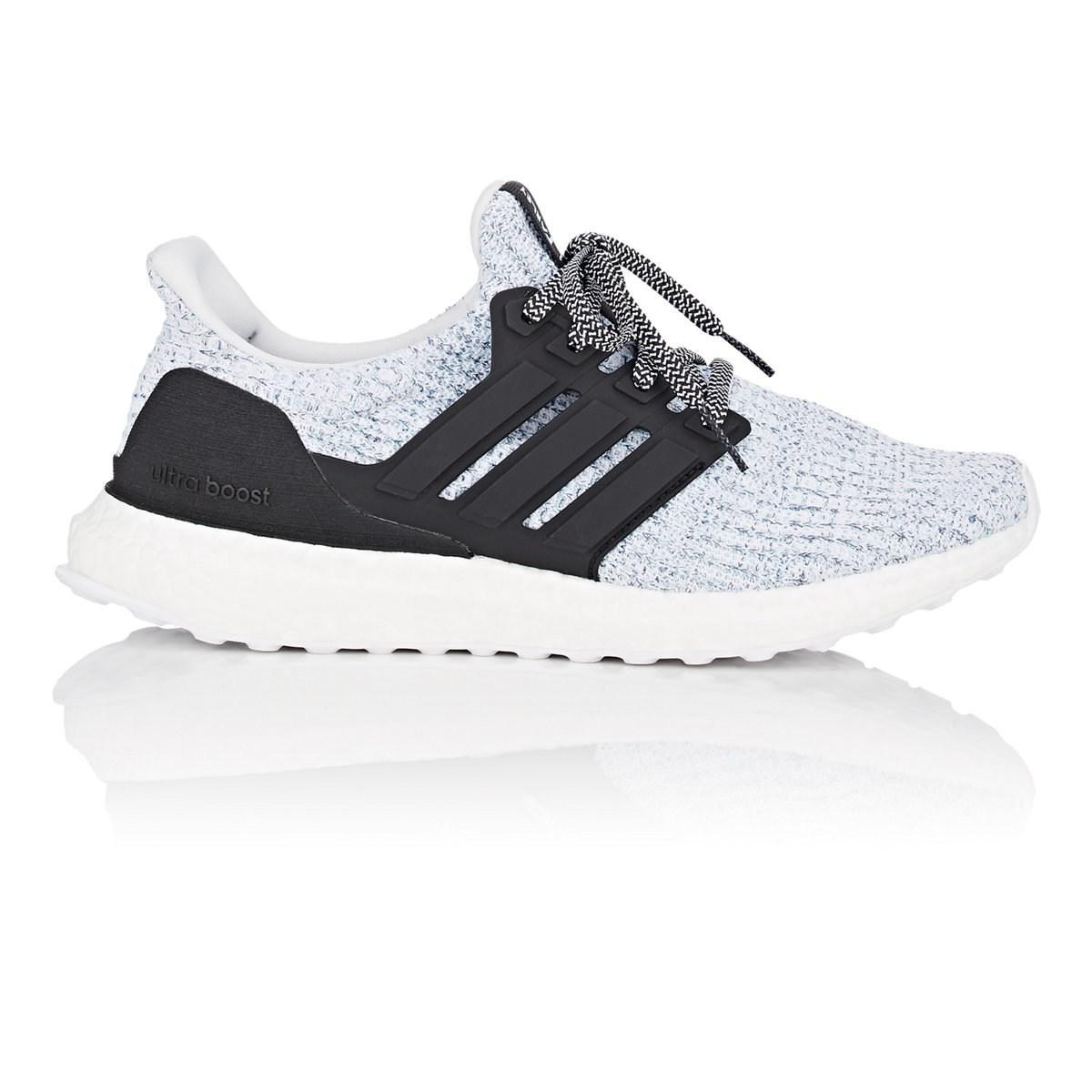 6a4ee8a93 adidas. Women s Blue Ultraboost Primeknit Sneakers.  200 From Barneys New  York