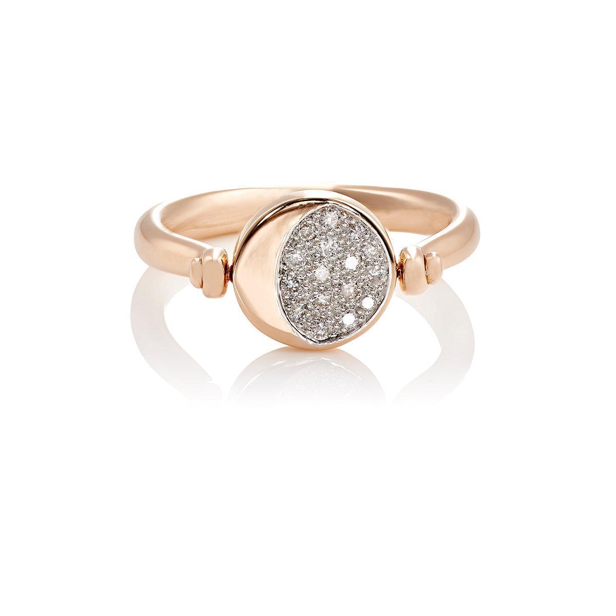 Pamela Love reversible moon phase ring Buy Cheap Popular Limit Discount Popular Sale Online wkGPVB