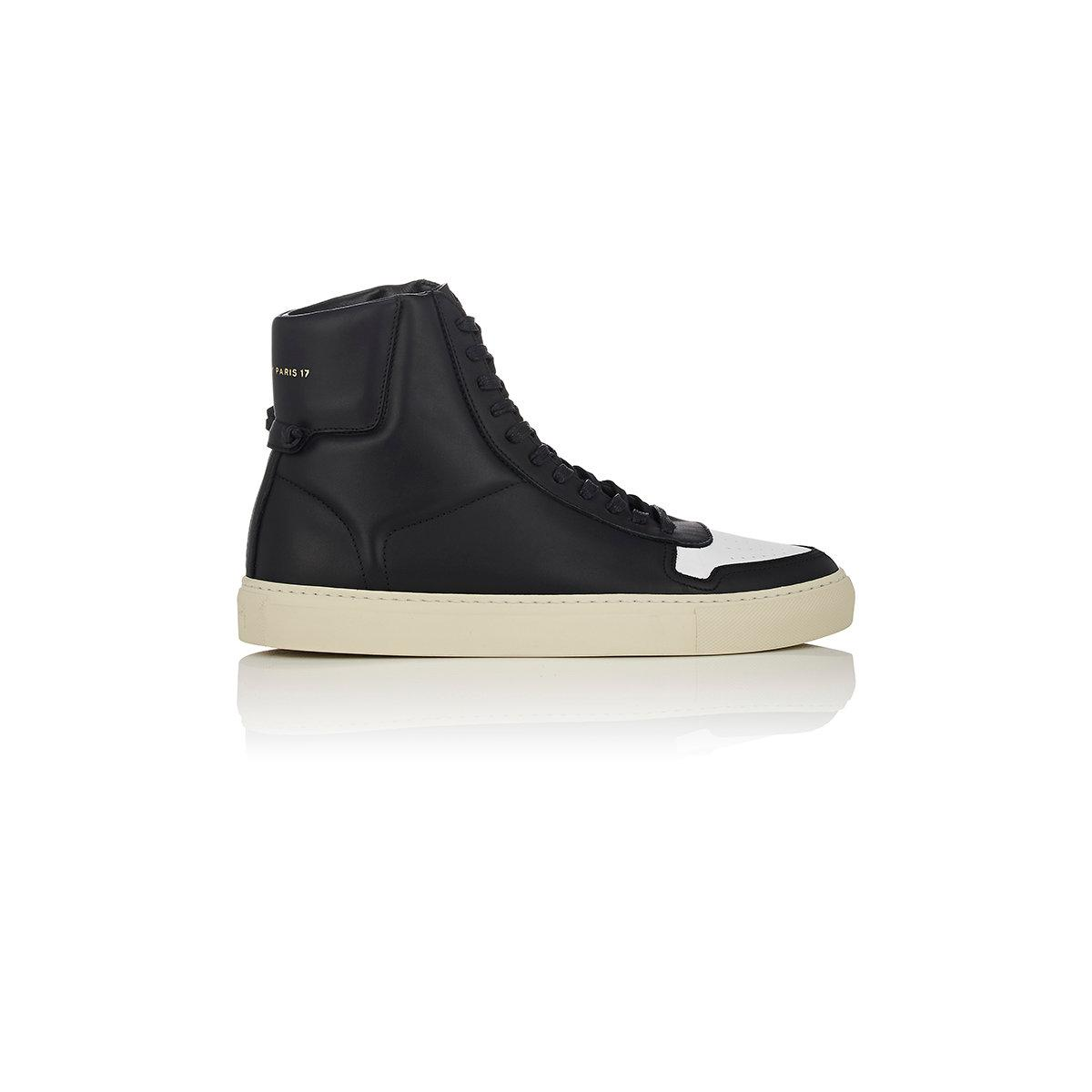 7bd22c4c7b8 Givenchy Paris Sneakers In Leather Price