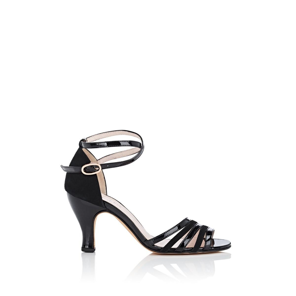 best loved 3d834 28da8 repetto-Black-Elena-Patent-Leather-Suede-Sandals.jpeg