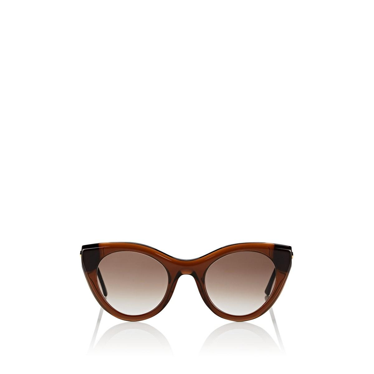 98e7db6a1d Lyst - Thierry Lasry Perky Sunglasses in Brown