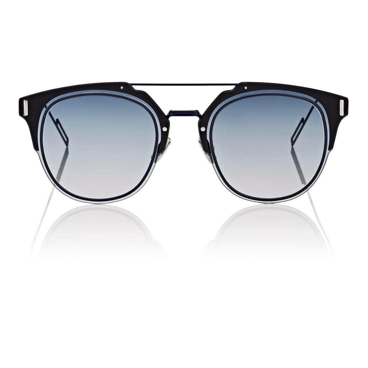 041e872c12 Lyst - Dior Homme diorcomposit1.0 Sunglasses in Blue for Men