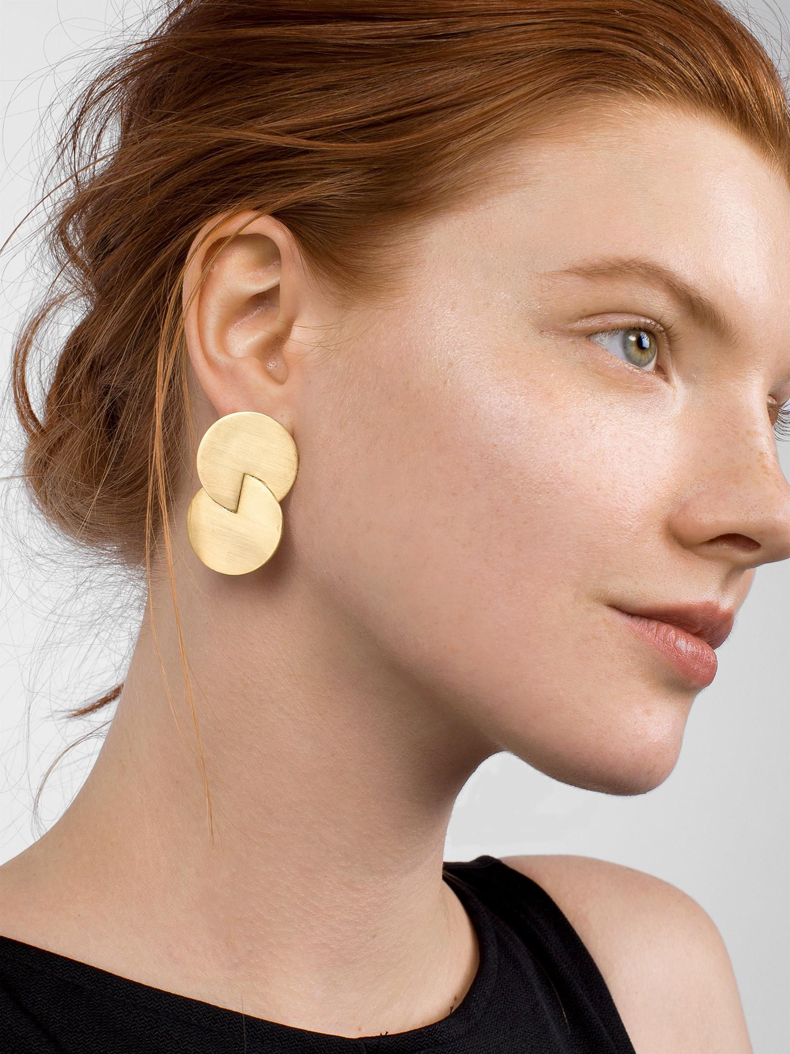 BaubleBar Roni Stud Earrings 7N5HCToGI