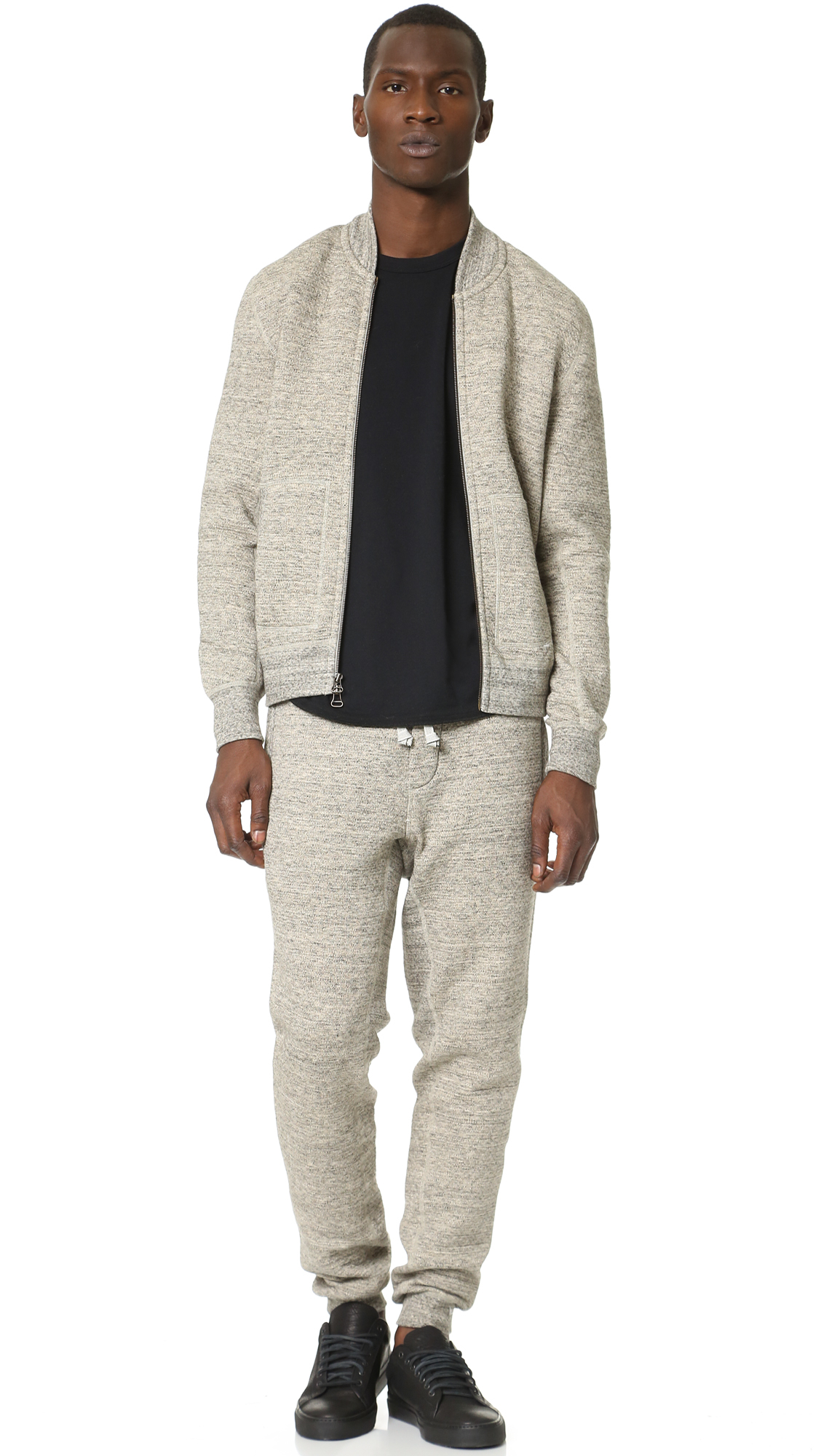 97ef7869df2 Wings + Horns Cabin Fleece Pants in Natural for Men - Lyst