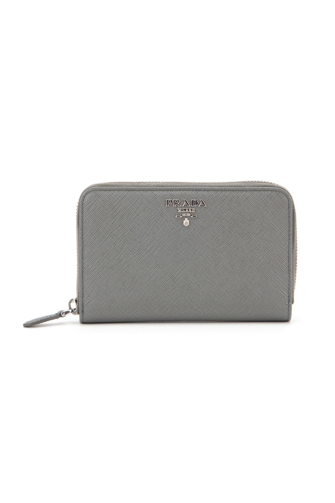 prada saffiano wallet on a chain - prada white wallet