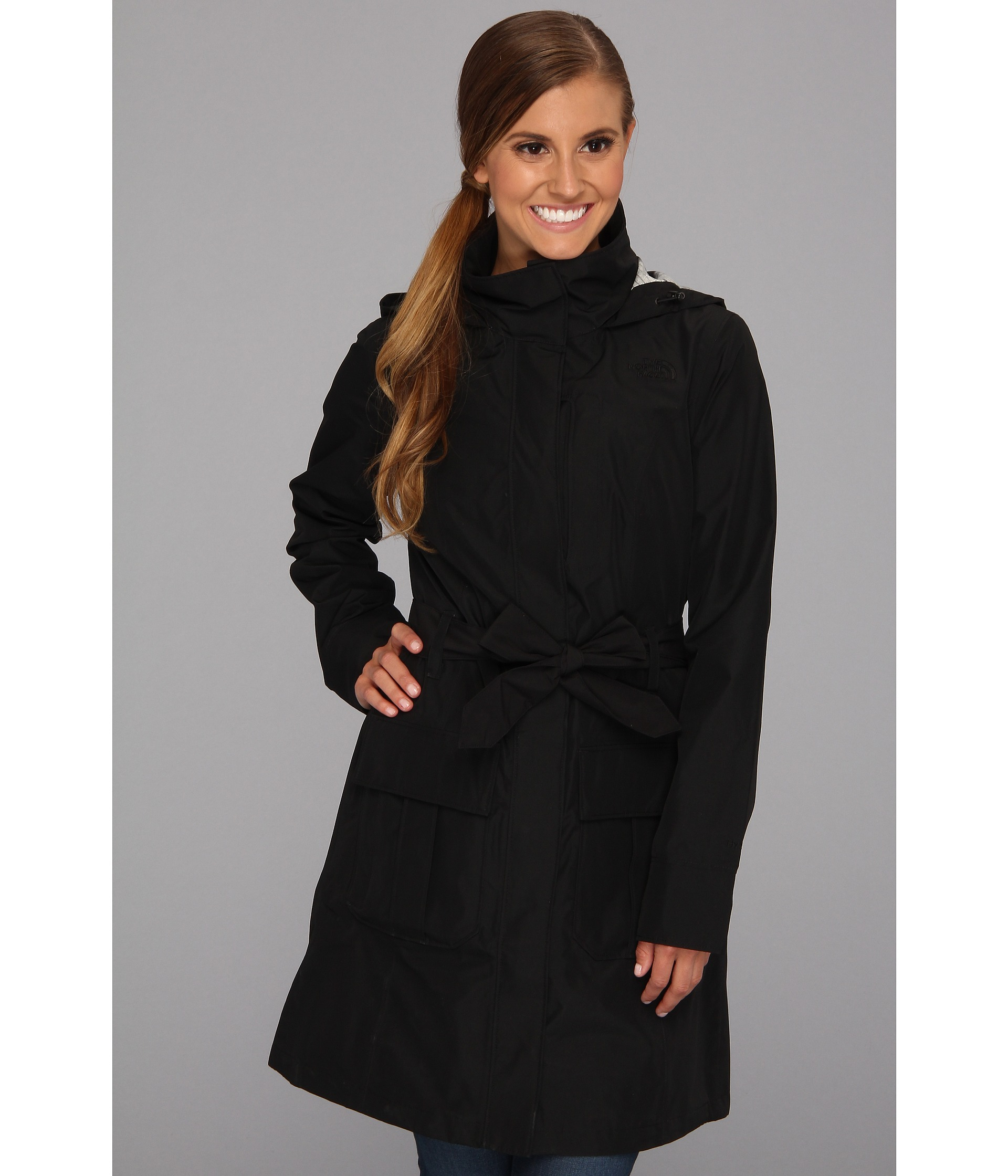 The North Face Stella Grace Jacket In Black Lyst
