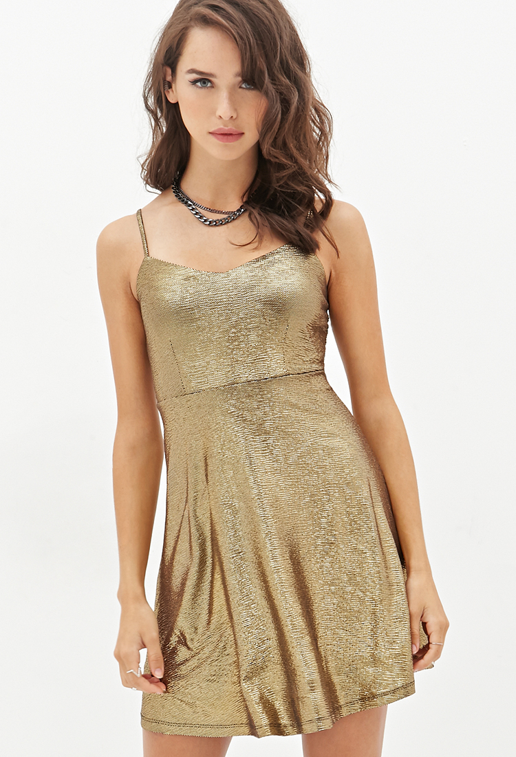 Cami bodycon dress forever 21