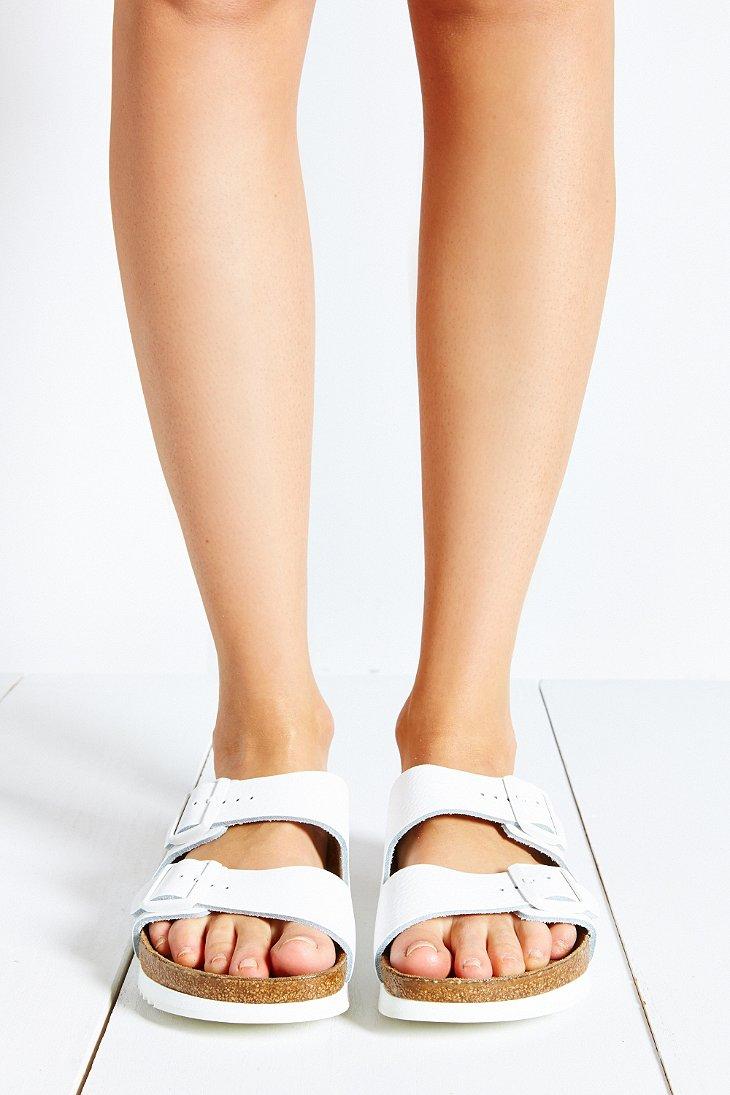 birkenstock sandals arizona soft footbed