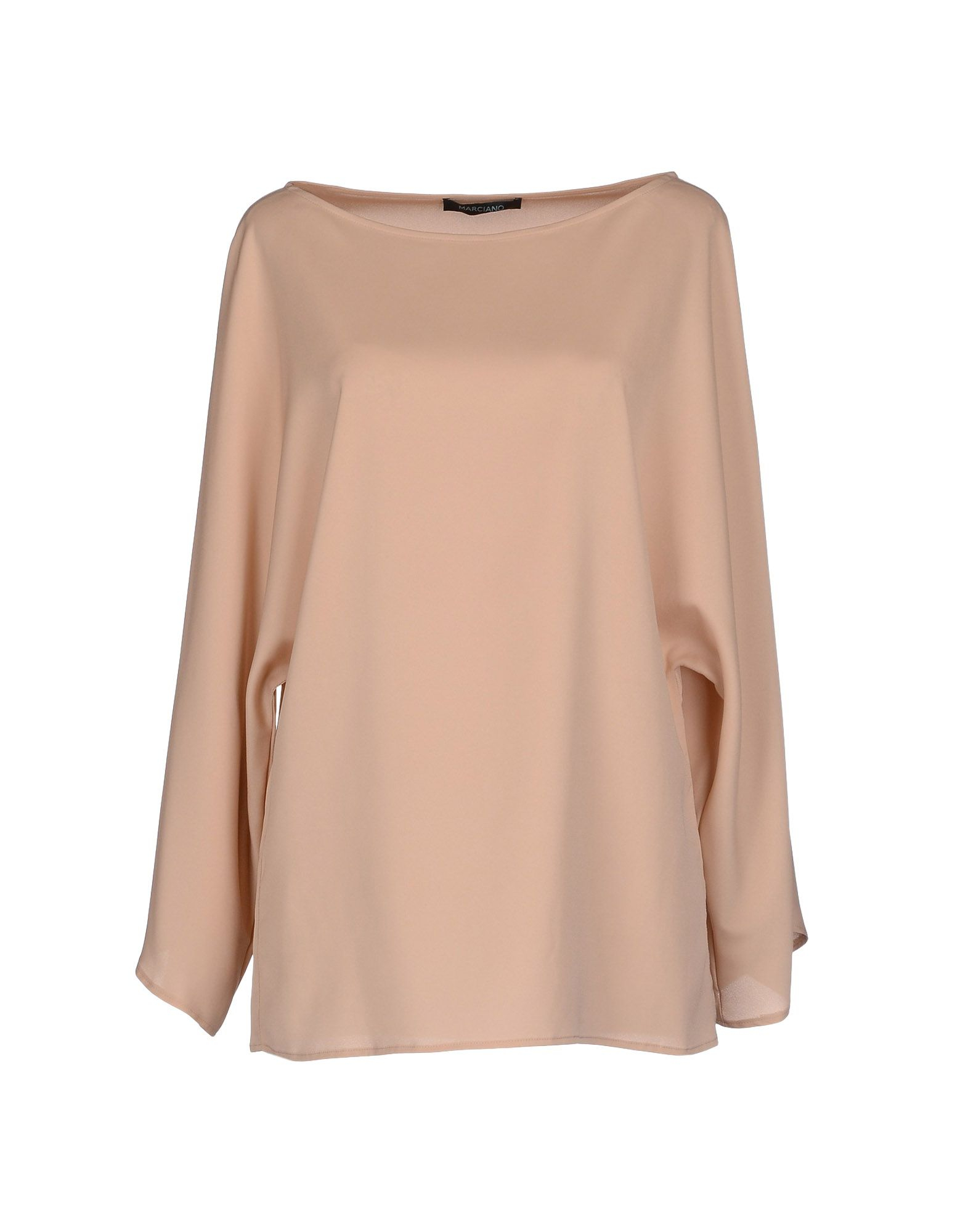 Guess Blouse in Natural | Lyst