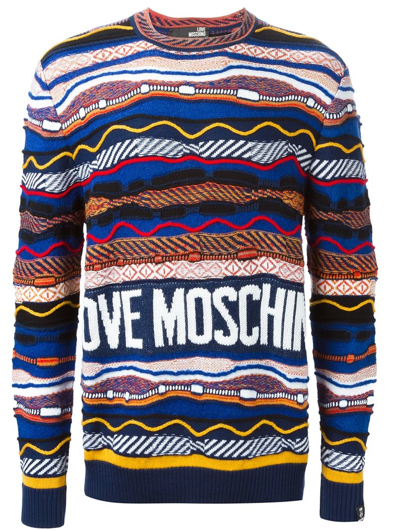 Love Moschino Mens Jeans