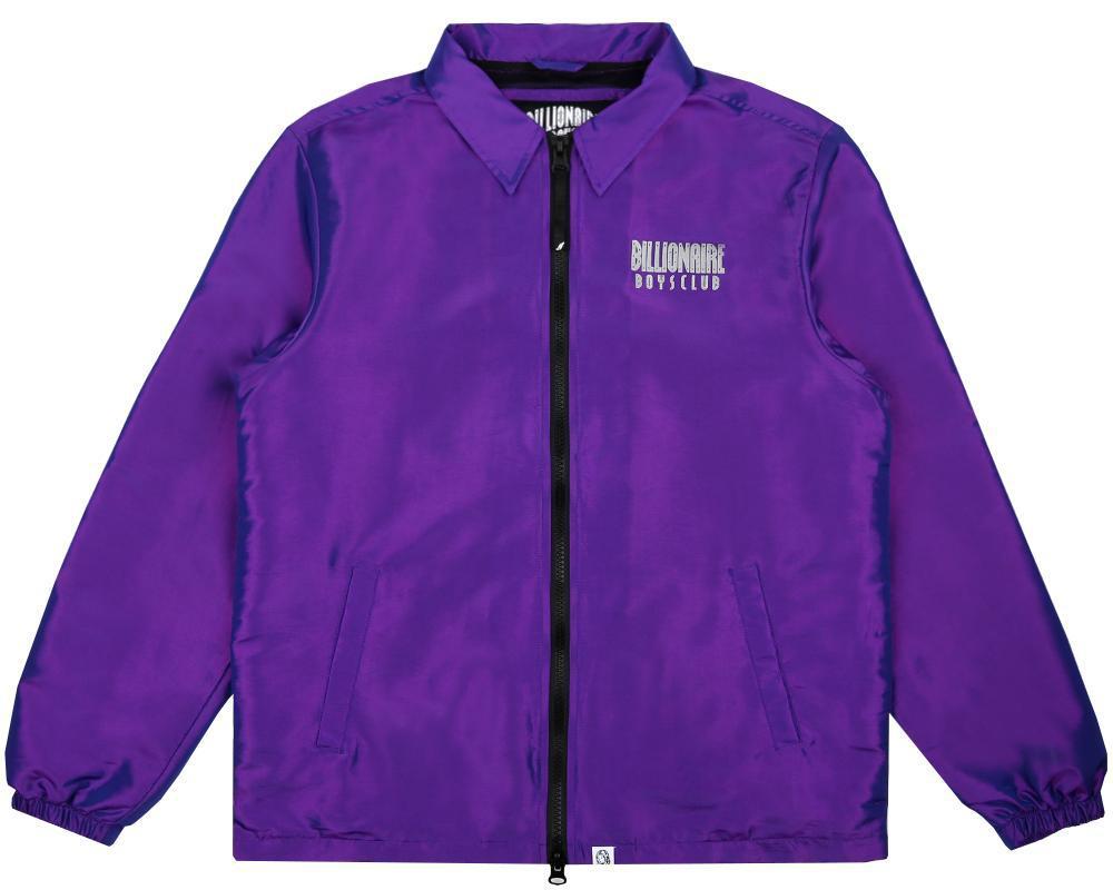 253ad97b57d4 BBCICECREAM Iridescent Zip Coach Jacket - Purple in Purple for Men ...