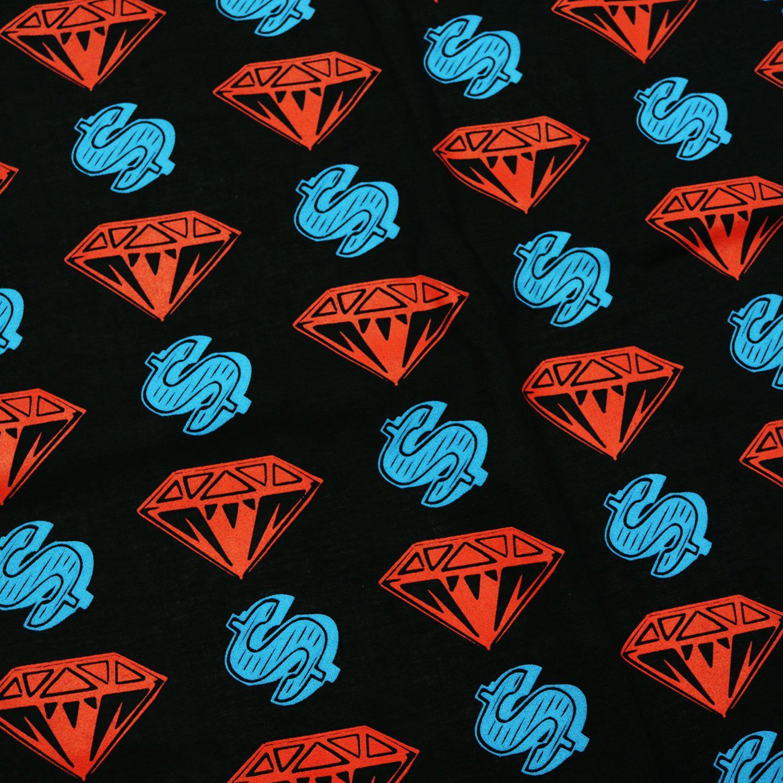 b11a9b746 BBCICECREAM Diamond   Dollar Bank Bag Set in Black - Lyst