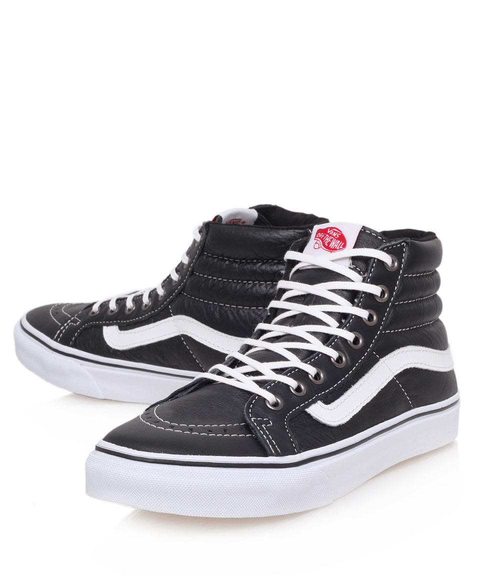 vans off the wall trainers