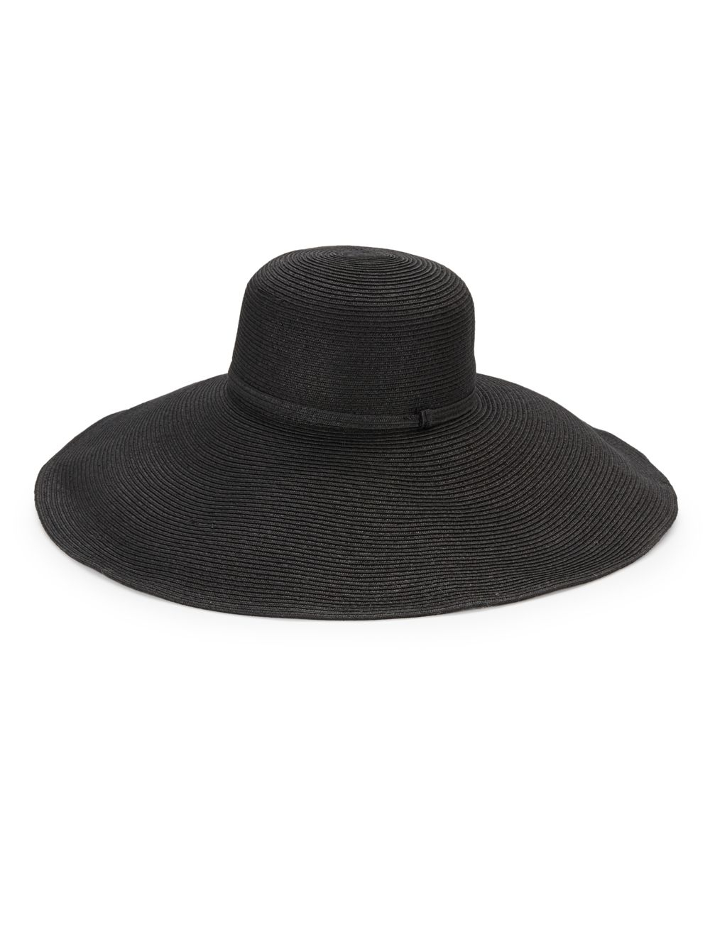 6e721a5d26c Lyst - Gottex Belladonna Straw Hat in Black