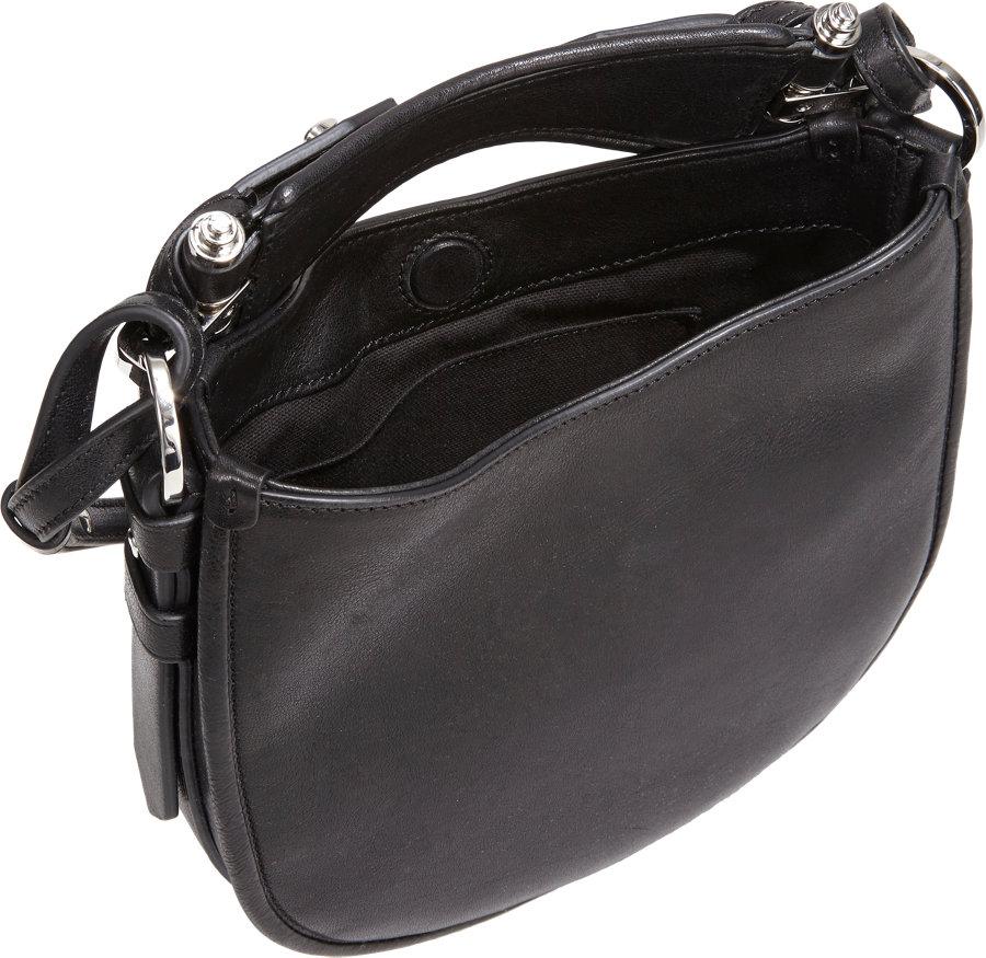Lyst - Givenchy Mini Zanzi Obsedia Hobo Bag in Black d4c04d87e4