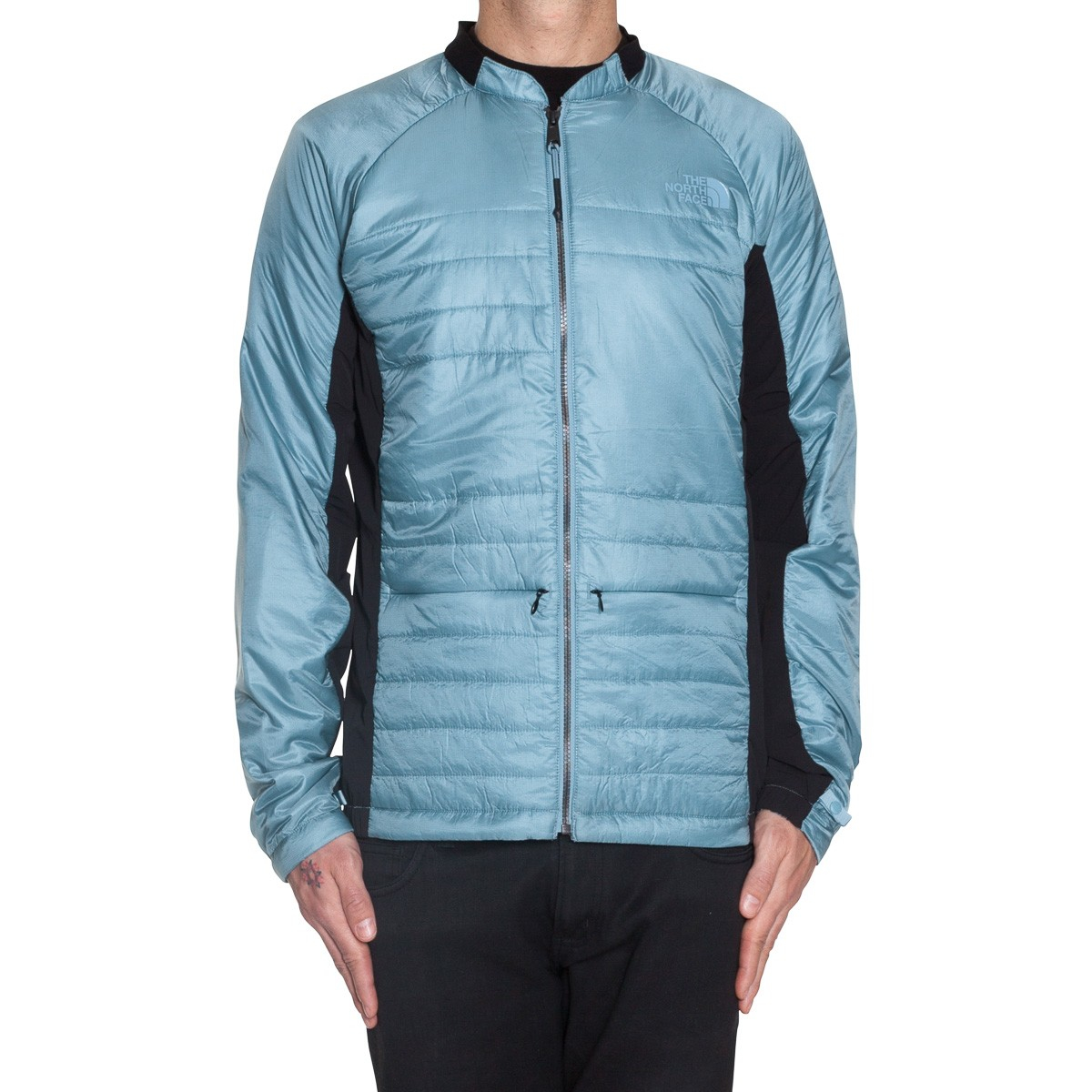 966e334b4157 ... new zealand lyst the north face m denali insulated jacket red in blue  for men 09059