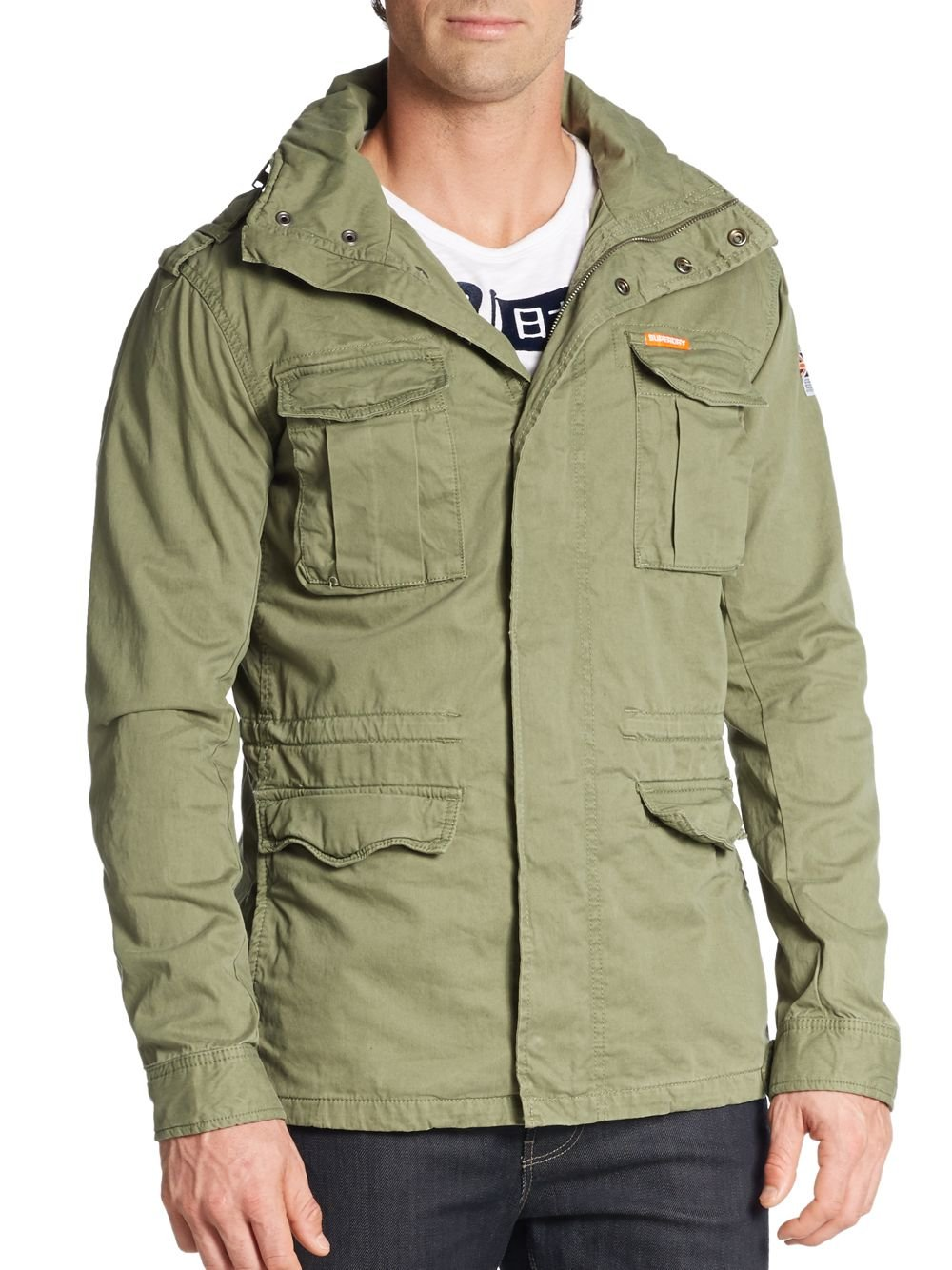 Free shipping and returns on Men's Green Coats & Jackets at venchik.ml
