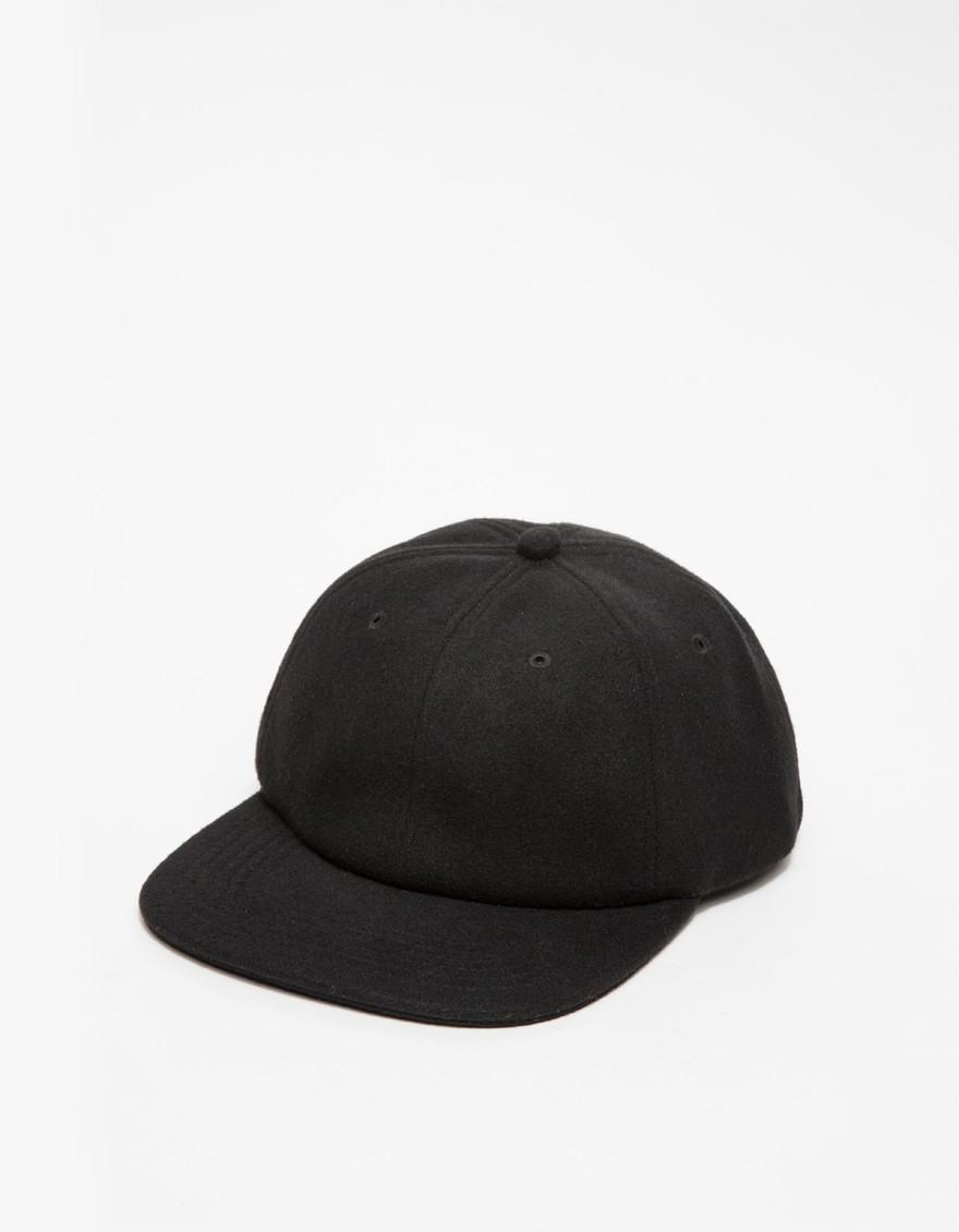 9849309549ee7 Lyst - Carhartt WIP Brooks Cap in Black for Men