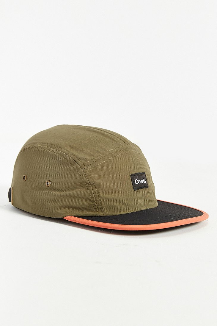 a02887e9afc10 Barney Cools 5-Panel Hat in Natural for Men - Lyst