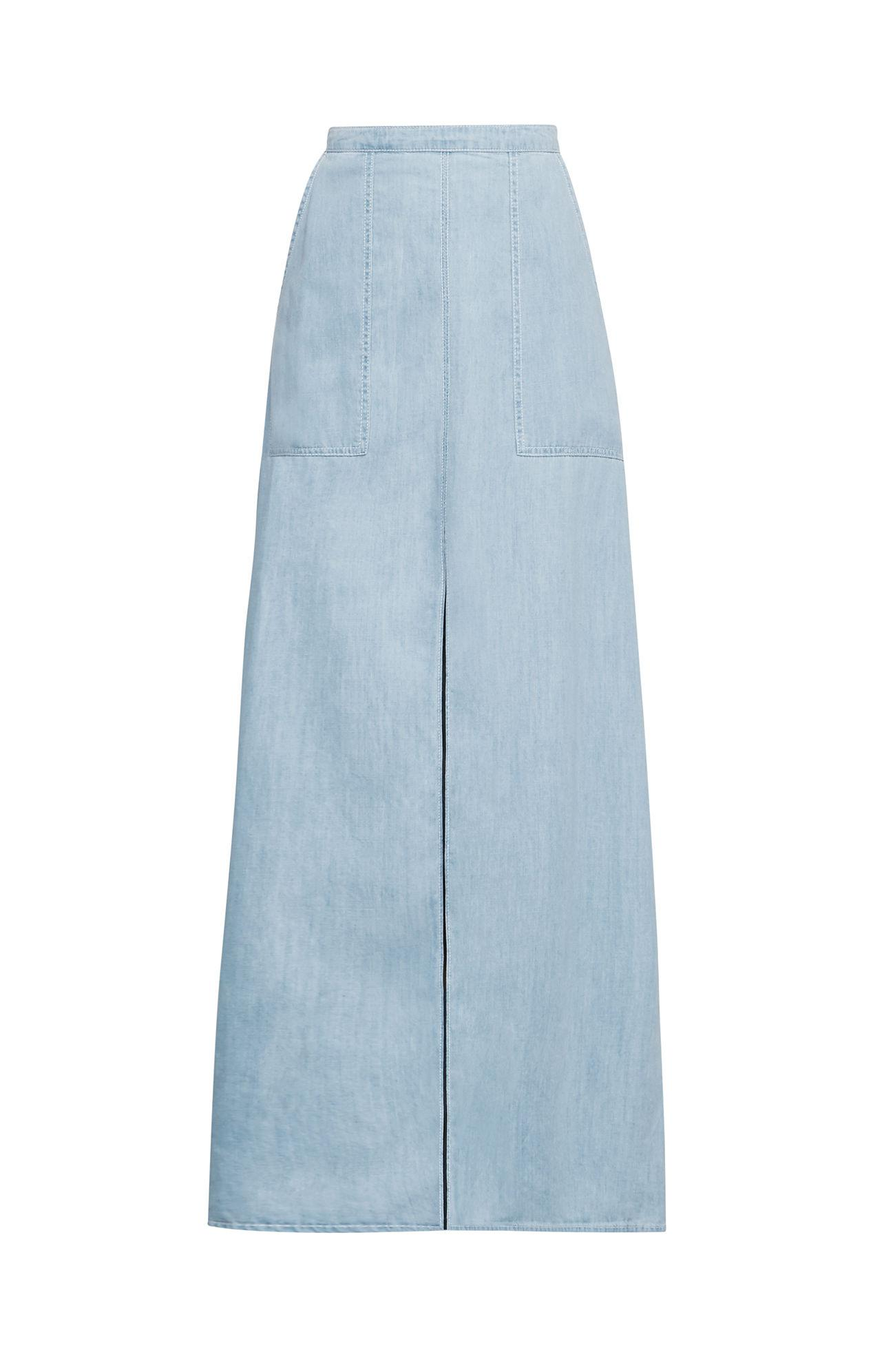 0aca3dafb Gallery. Previously sold at: BCBGMAXAZRIA · Women's Denim Skirts