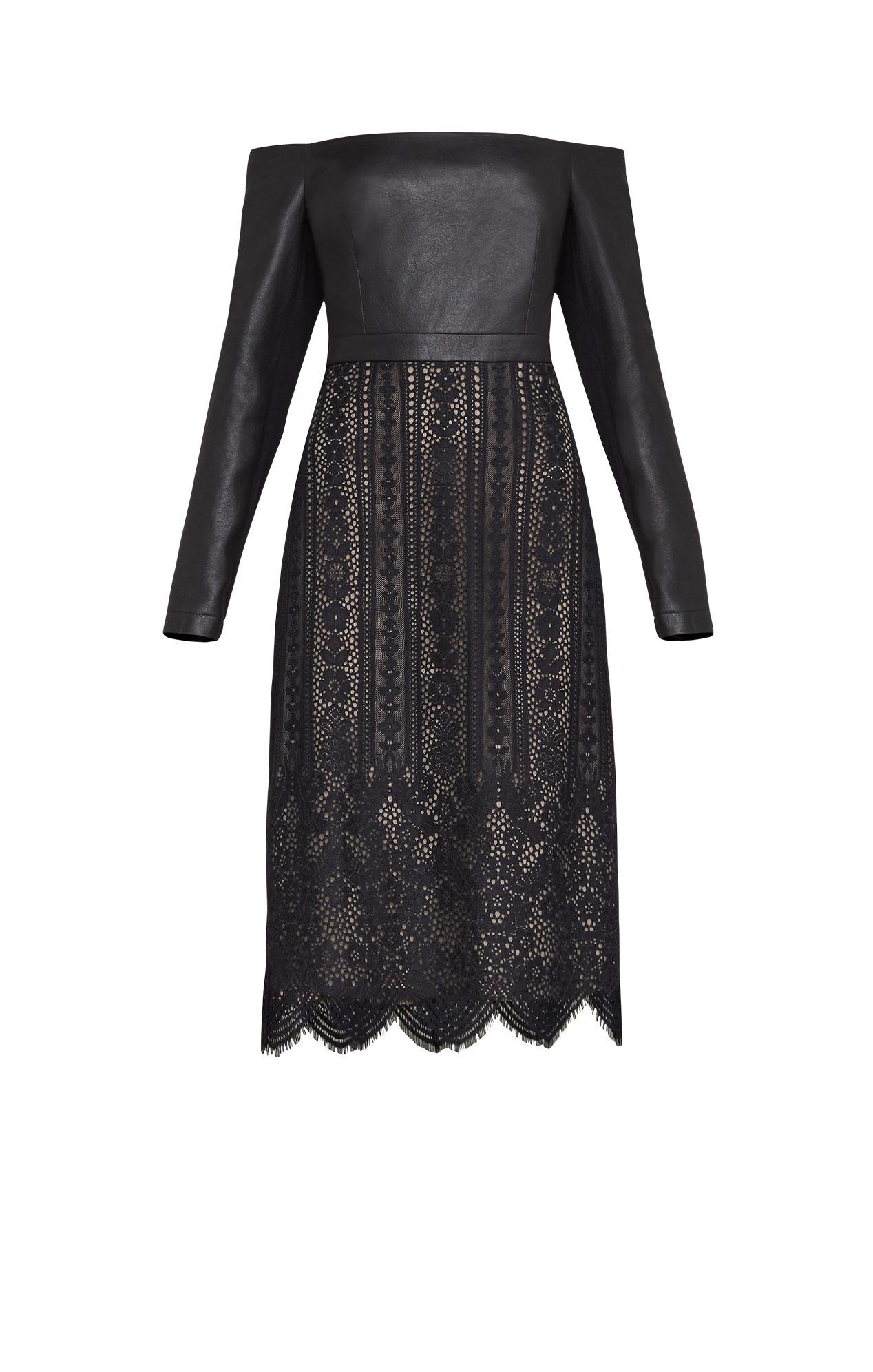 b0a1616c0f16 Gallery. Previously sold at: BCBGMAXAZRIA · Women's Black Lace Cocktail  Dresses