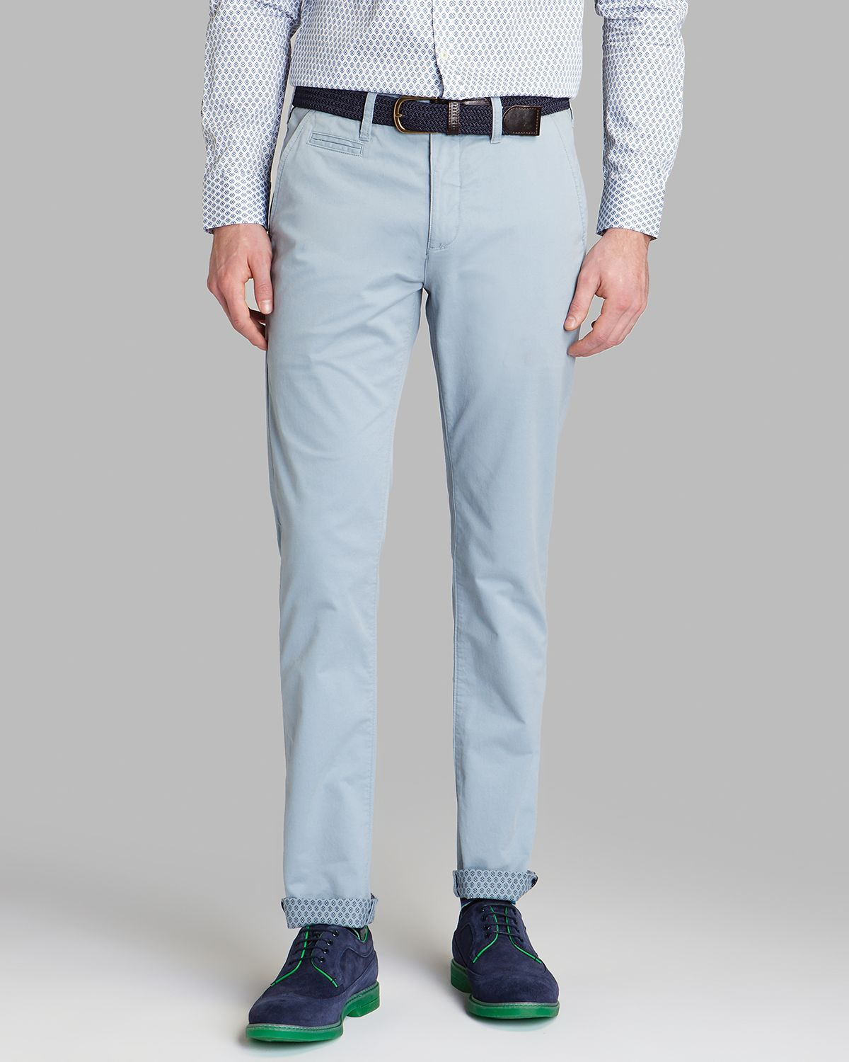 084b51bdf6d8ae Gallery. Previously sold at  Bloomingdale s · Men s Olive Pants ...