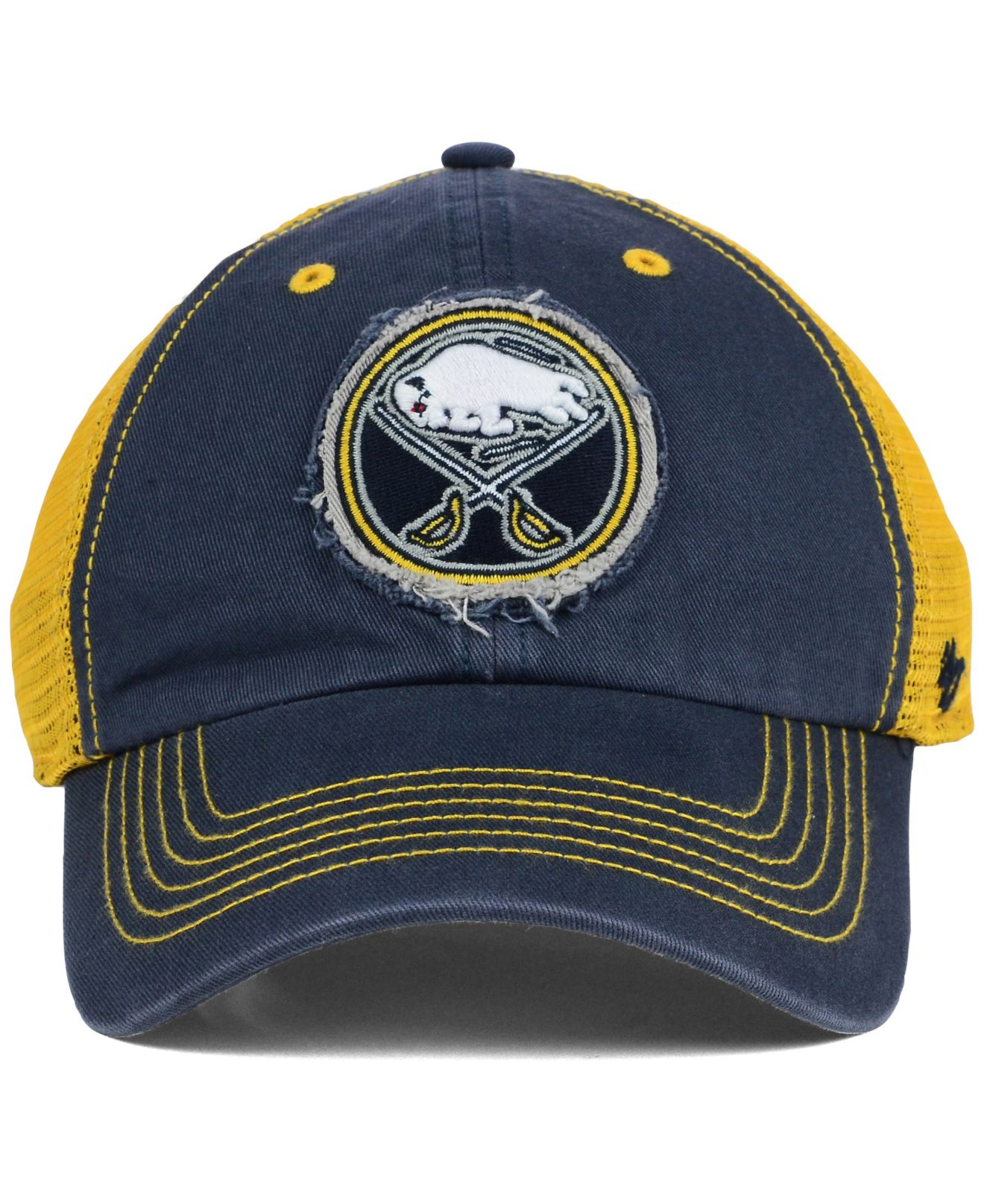 cheaper fdb0f 2db8d Lyst - 47 Brand Buffalo Sabres Taylor Closer Cap in Blue