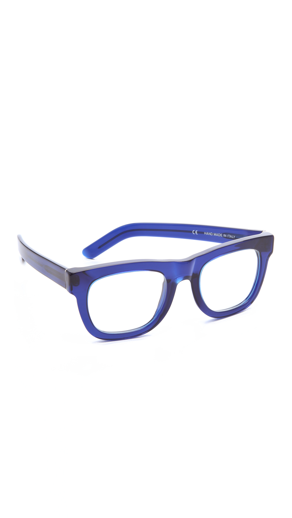 5d2b5f417e5c Retrosuperfuture Ciccio Glasses - Blue in Blue - Lyst
