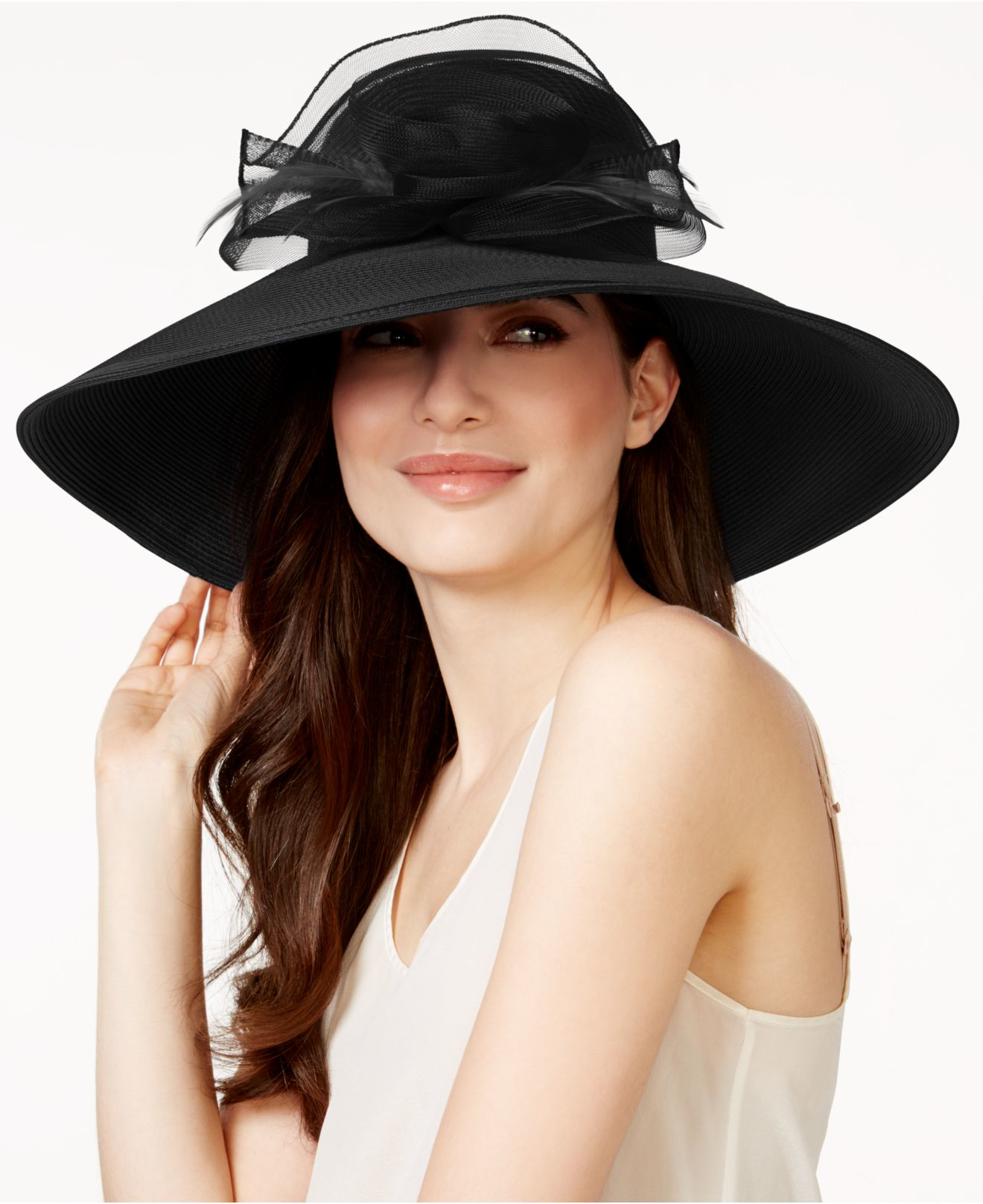 Womens Black Dress Hats - Hat HD Image Ukjugs.Org 5d0ca4bf348