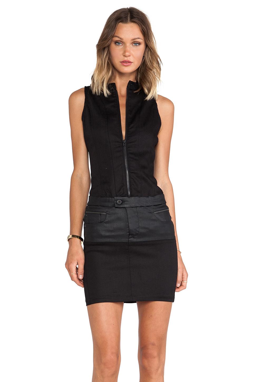G star black dress 3t