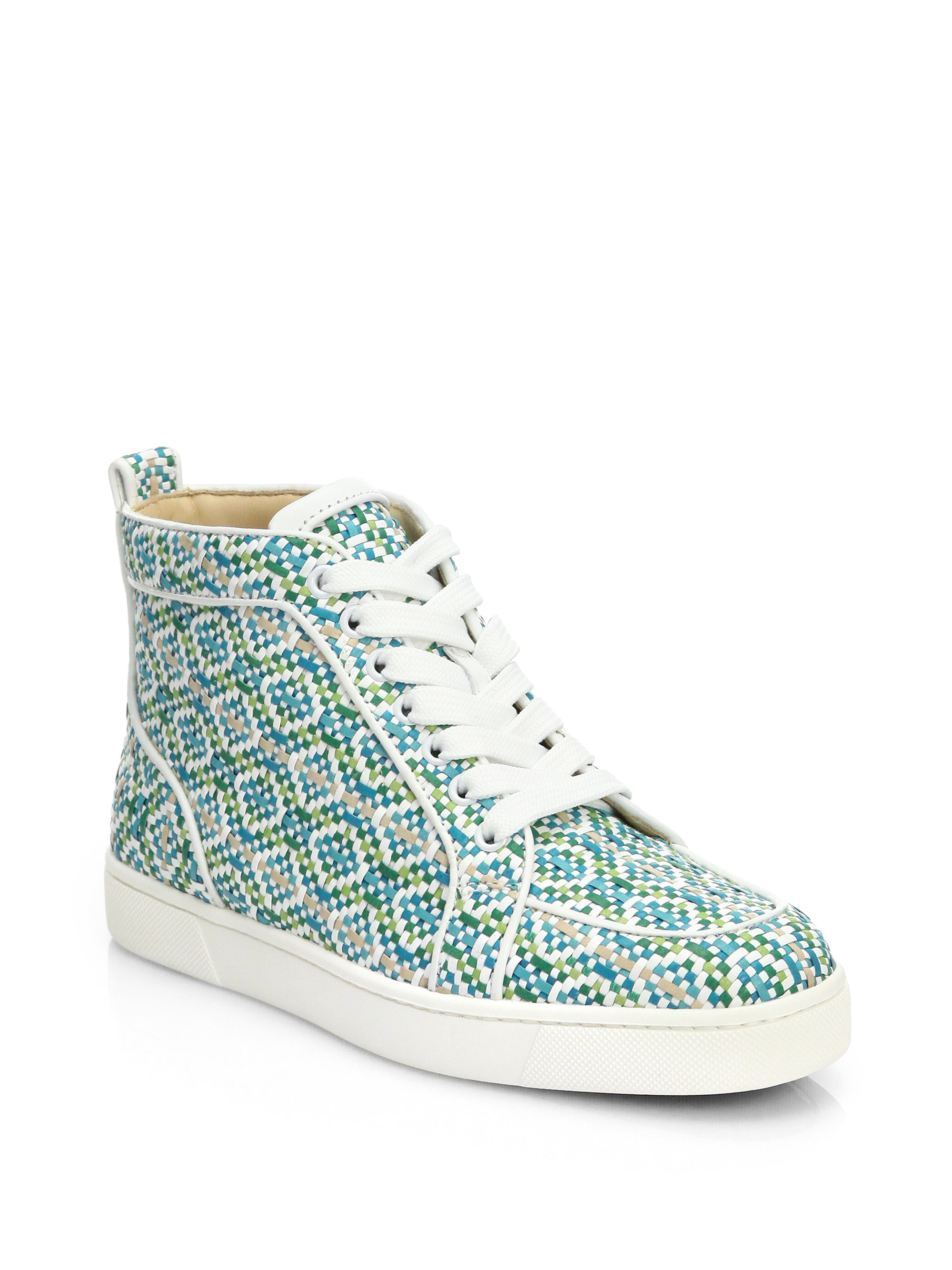 Gallery. Previously sold at  Saks Fifth Avenue · Women s Plaid Sneakers ... 819942bd02