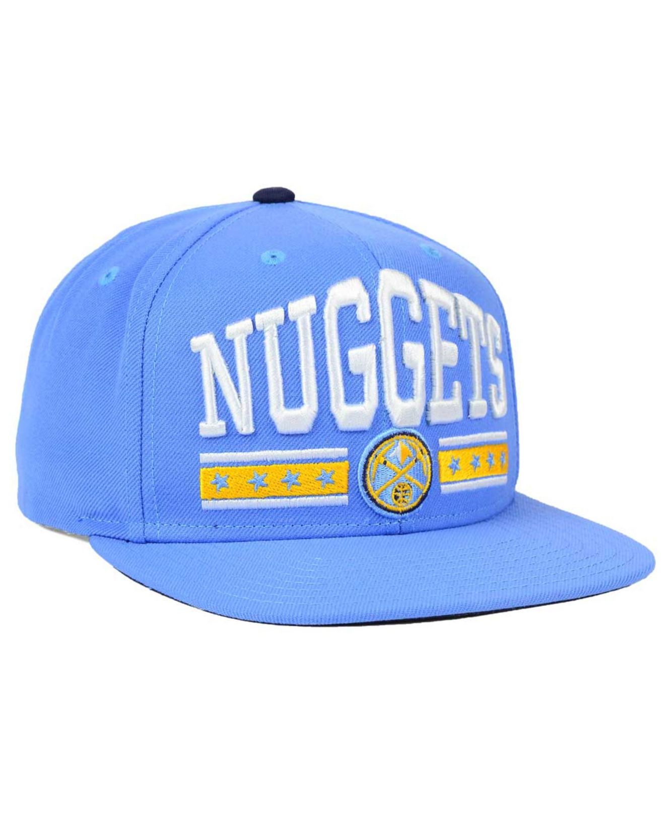 Sports Licensed Division Adidas Denver Nuggets Stars