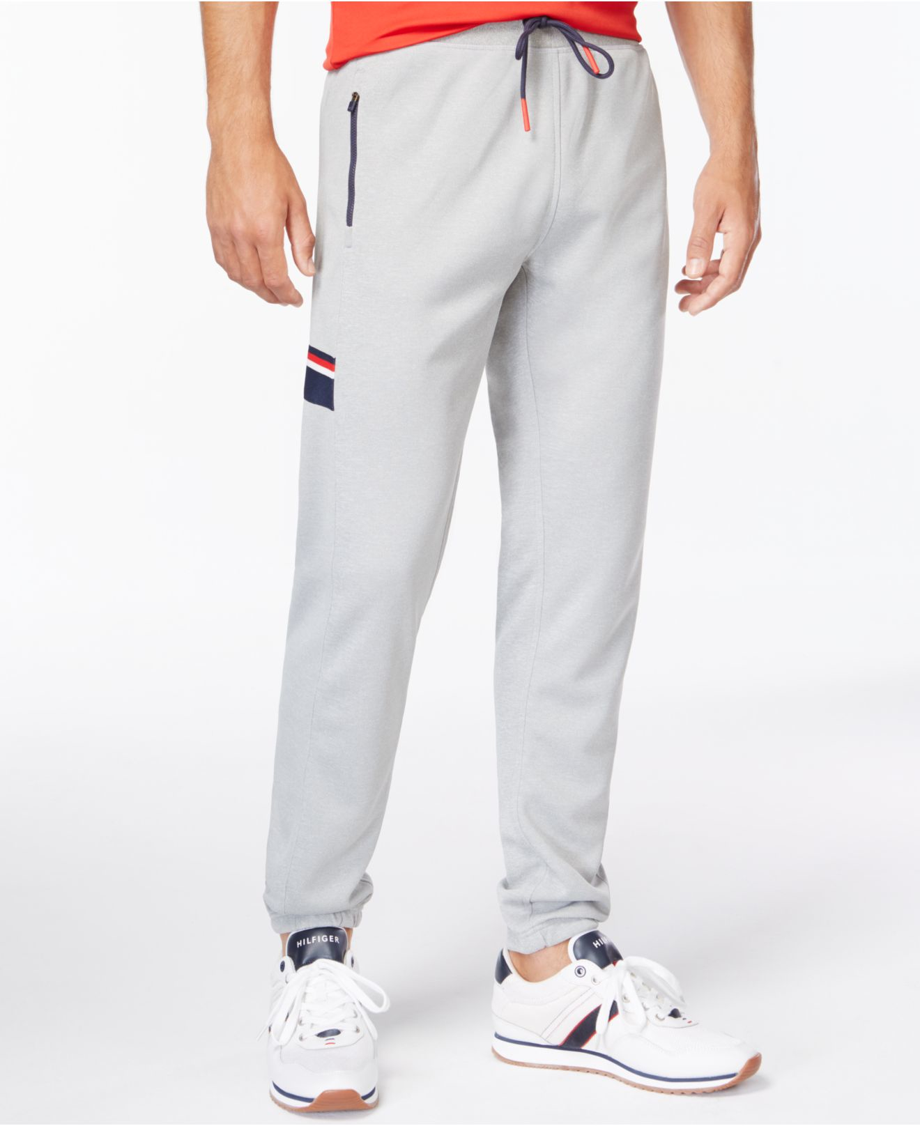 Lyst Tommy Hilfiger Fontaine Drawstring Sweatpants In
