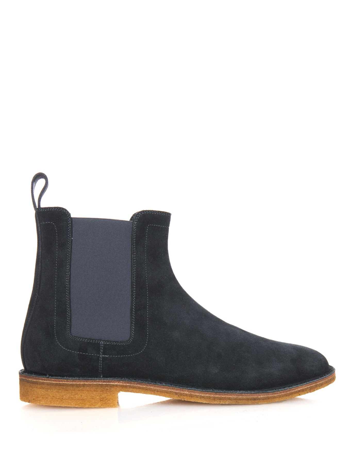 Lastest Bottega Veneta  Suede Chelsea Boot  Boots  Harry Rosen