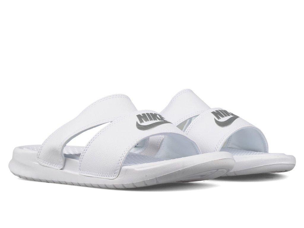 a0110f703d6e2a Lyst - Nike W Nike Benassi Duo Ultra in White