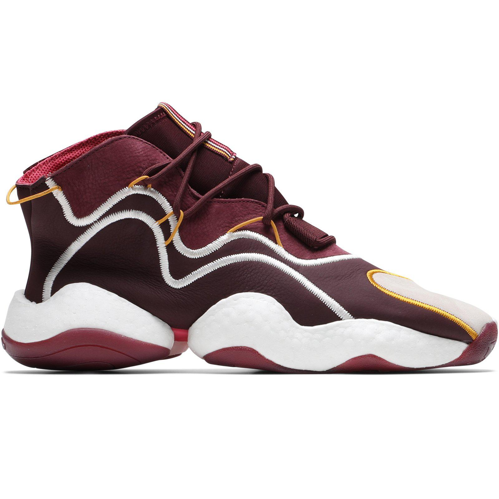 best sneakers cc886 ae81e Adidas - Multicolor X Eric Emanuel Crazy Byw Lvl I for Men - Lyst. View  fullscreen