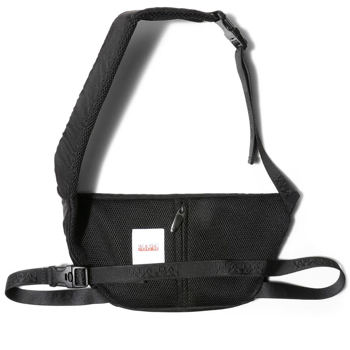 c5c38a906d2f Lyst - Martine Rose H-peric Waist Bag in Black for Men