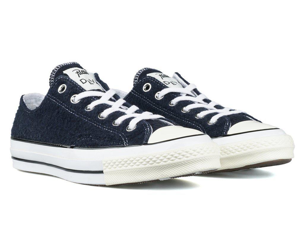 3316a1f9a0e4 Lyst - Converse X Patta Ctas 70 Ox in Blue for Men