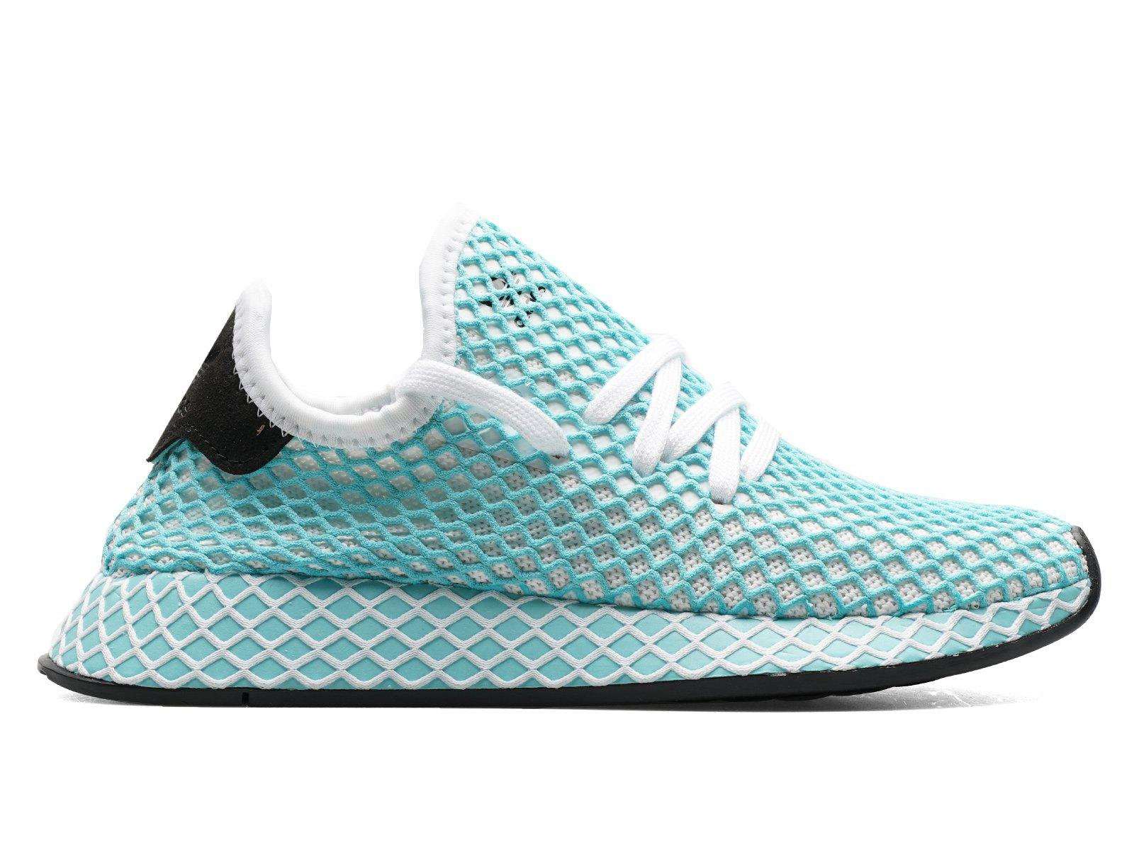 outlet store 2481a a85ef Women s Runner Lyst Pxfczb Parley Adidas Deerupt In Blue qqXxw