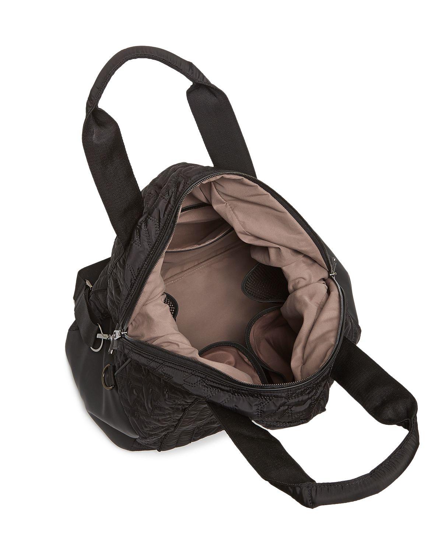 Lyst - adidas By Stella McCartney Tote - Big Gym Bag in Black 0a8626a48a