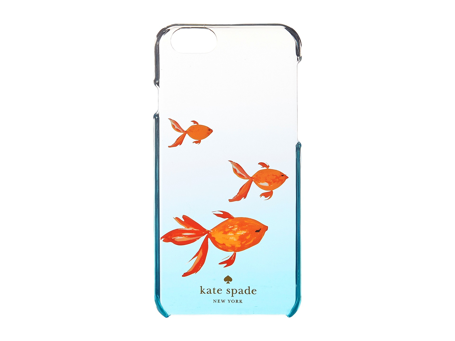 Kate Spade New York Goldfish Iphone Cases For Iphone 6 Lyst