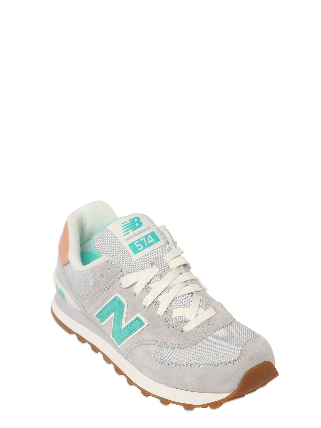 ... real gallery. previously sold at luisa via roma womens new balance 574  644fe 03059 12a25c40e