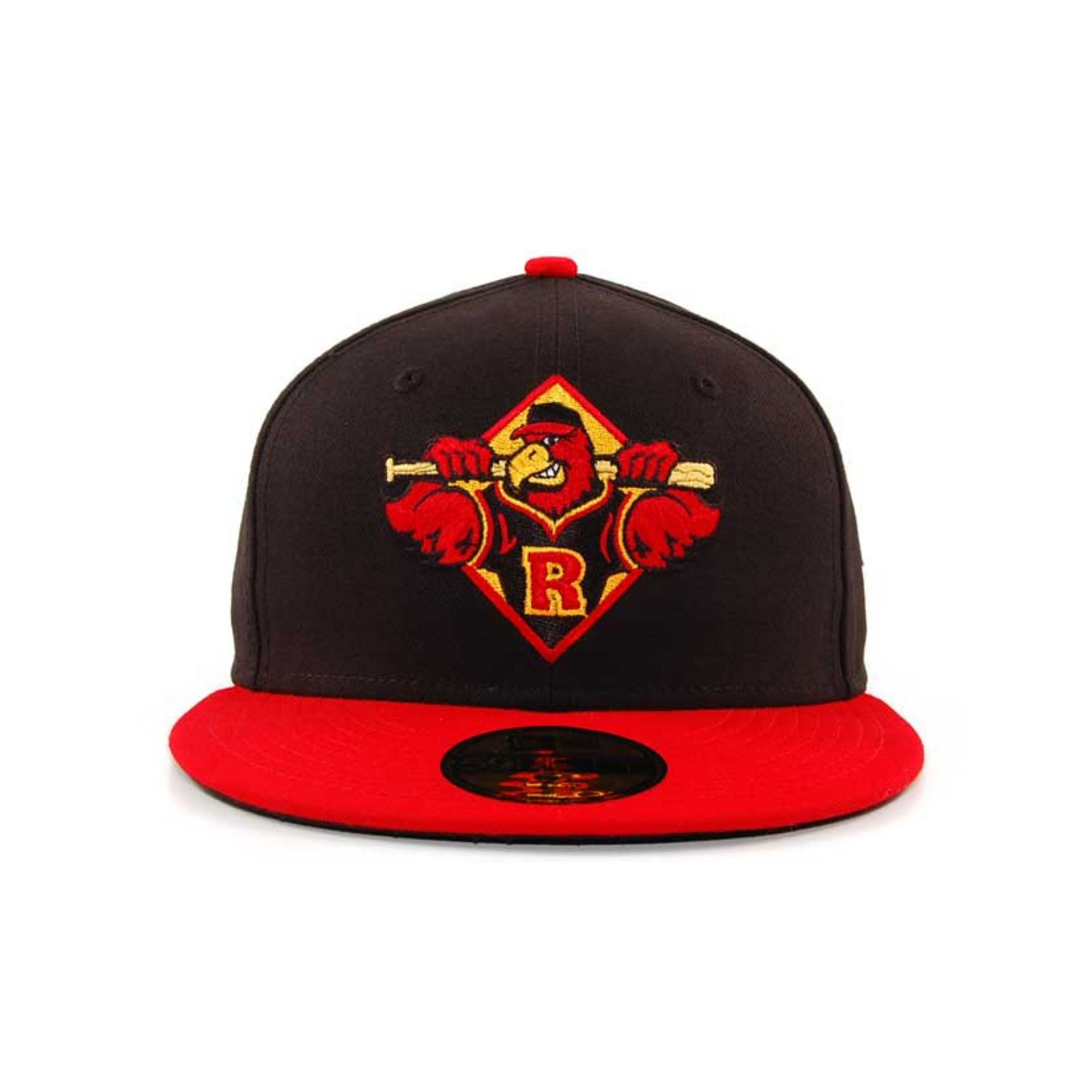 Lyst Ktz Rochester Red Wings Milb 59fifty Cap In Red For Men