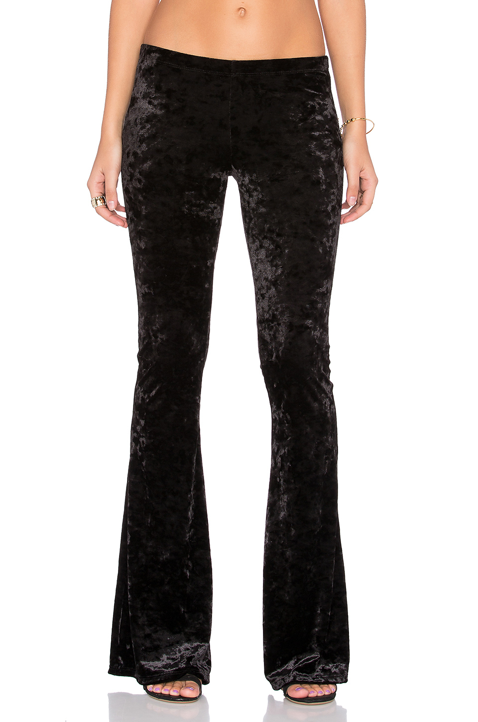 Blue life Walk This Way Pant in Black